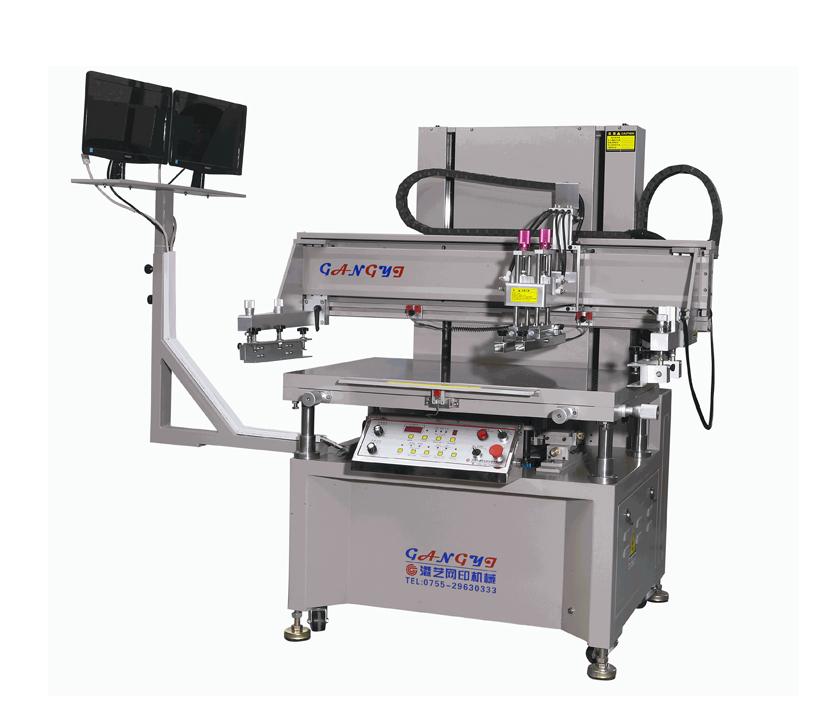 高精密CCD定位丝印机厂家