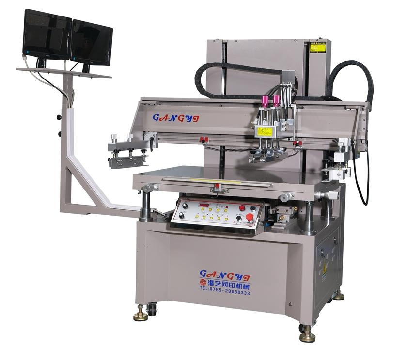 深圳高精密CCD定位丝印机