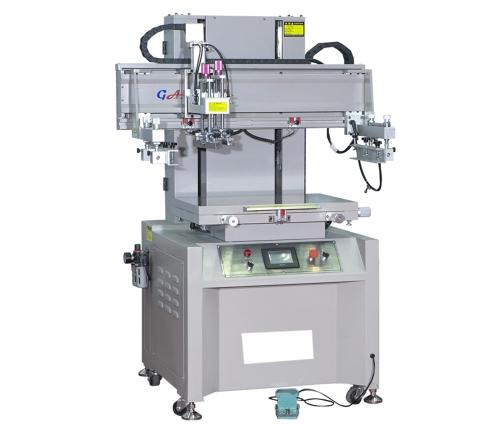 Servo screen printing machine